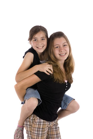 braces sisters