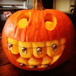 BracesPumpkin